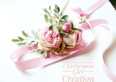 Bracelets Demoiselles d'Honneur