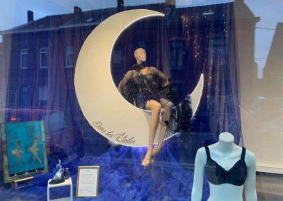 """Lune Led, """"Dans les Etoiles"""""""